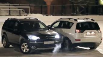 Automobilių šokis