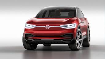 Volkswagen ID CROZZ II konceptas