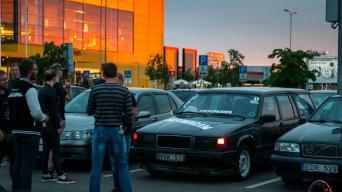 Saab ir Volvo klubų susitikimas Vilniuje/vytophoto.com nuotrauka