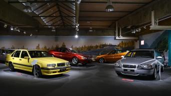 Volvo muziejus/VPP Motors nuotrauka