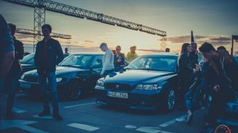 Saab ir Volvo klubų susitikimas