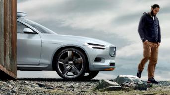 Volvo XC Coupe Concep
