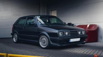 VW Golf Mk2 Foha