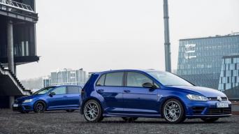 Volkswagen Golf R/Deals On Wheels nuotrauka