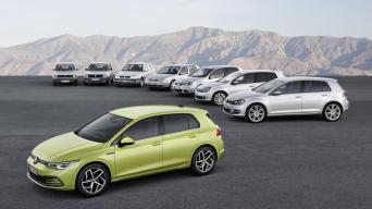Aštuntos kartos VW Golf