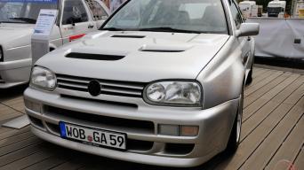 Volkswagen Golf A59/Vytauto Pilkausko nuotrauka