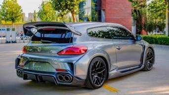 VW Scirocco R Aspec