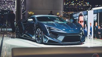 W Motors Fenyr Supersport/Vytauto Pilkausko nuotrauka