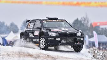 Winter Rally 2018/Vytauto Pilkausko nuotrauka