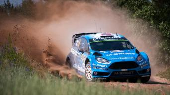 WRC/Vytauto Pilkausko nuotrauka