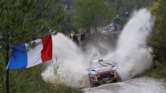 WRC 2012: Ispanijos ralis