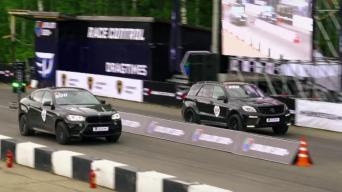 X6M vs ML63 AMG