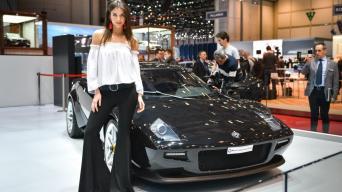 Ženevos automobilių paroda 2018/Vytauto Pilkausko nuotrauka
