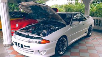 Nissan Skyline R32 HKS Zero-R/Galeri Kereta video stop kadras