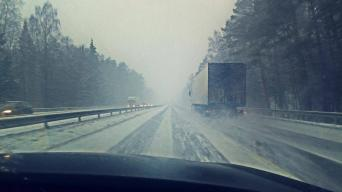 Žiema/A. Karčiausko nuotrauka
