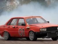 Audi 2,2 Turbo