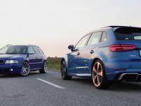 Audi RS3 ir RS4 B5 Avant