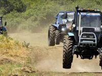 Traktorių lenktynės