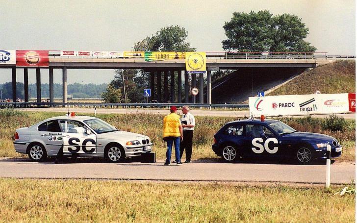 1000 km lenktynės 2000