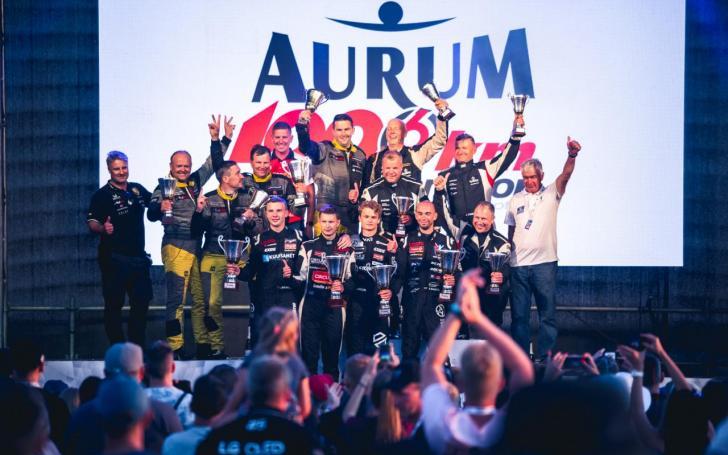 Aurum 1006 km lenktynės