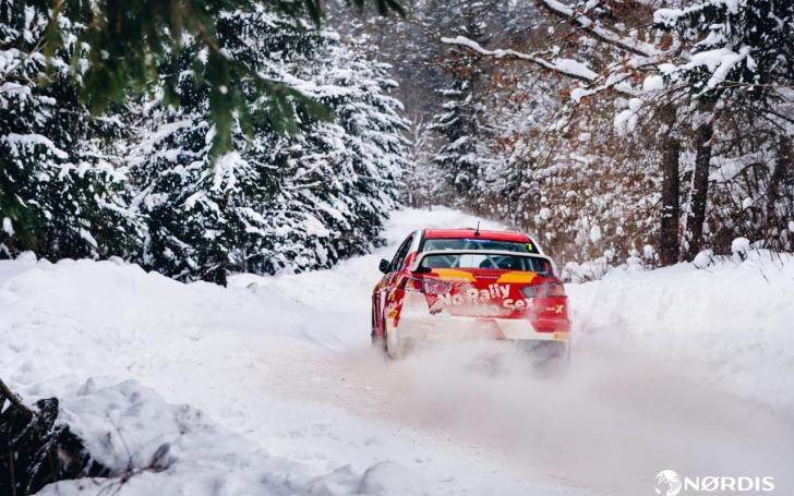 Ralio treniruotė/Rally LT nuotrauka