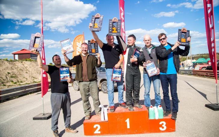 Rally Raid/Andriaus Lauciaus nuotrauka