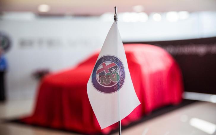 Alfa Romeo Stelvio/Gamintojo nuotrauka