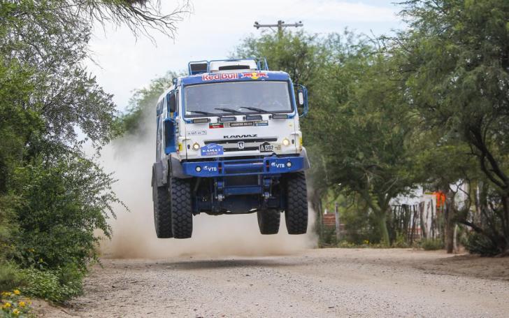 Dakaro ralis 2016/Gedmanto Kropio nuotrauka