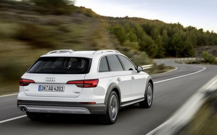 Audi Siūlo Daugiau Pravažumo Su A4 Allroad Quattro 98 Lt
