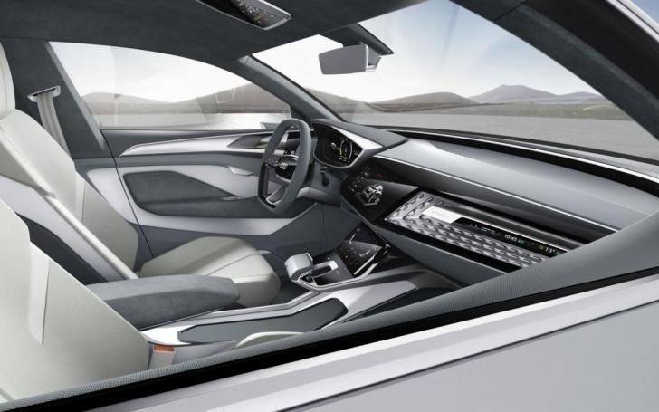 Audi e‑tron Sportback Concept