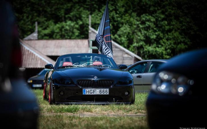 Auto Clubs Summer Fest'18/Tomo Pošiūno nuotrauka