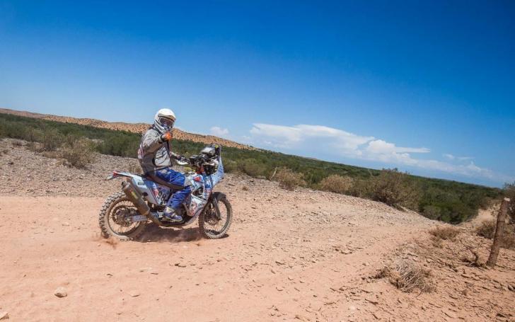 Dakaro ralis 2018/Vytauto Dranginio nuotrauka