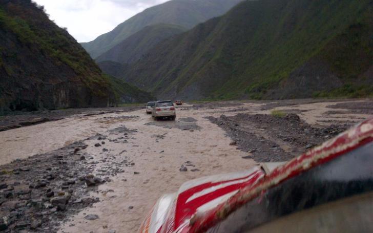 Dakaro ralis 2013: aštuntas etapas