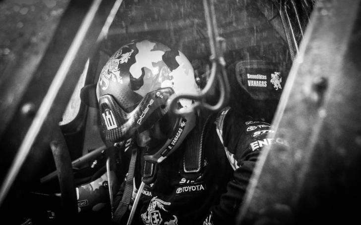 Benediktas Vanagas/Edgaro Buiko nuotrauka