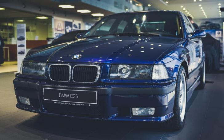 BMW E36/V P Motors nuotrauka