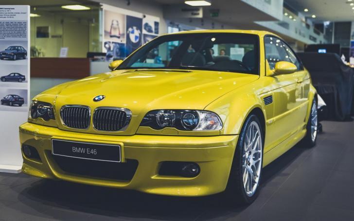 BMW E46/V P Motors nuotrauka