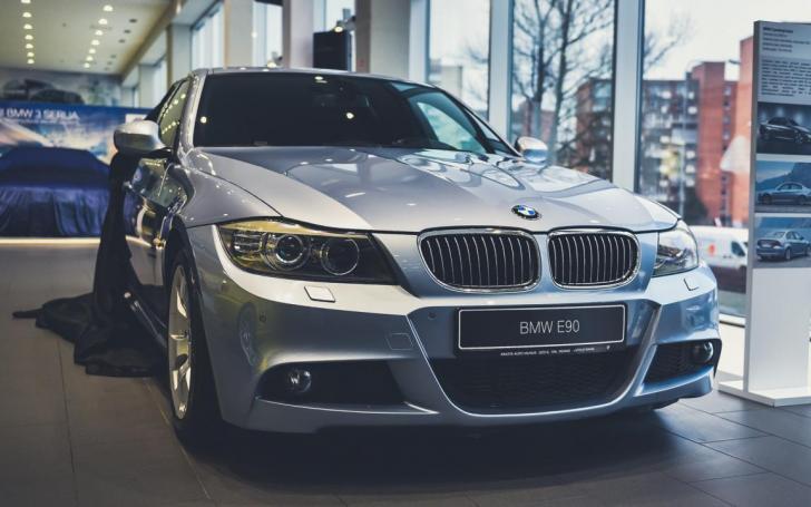 BMW E90/V P Motors nuotrauka