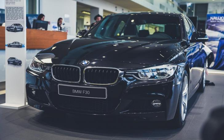 BMW F30/V P Motors nuotrauka