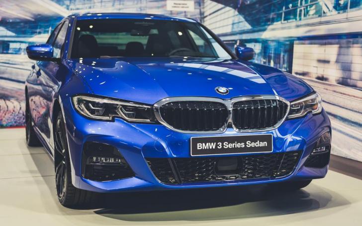 BMW G20/V P Motors nuotrauka