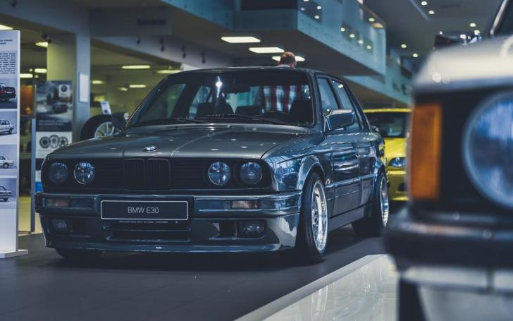 BMW E30/V P Motors nuotrauka