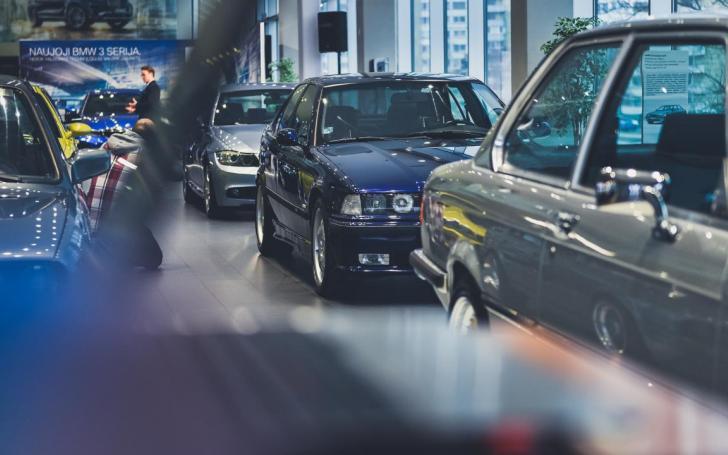 BMW 3 serija/V P Motors nuotrauka