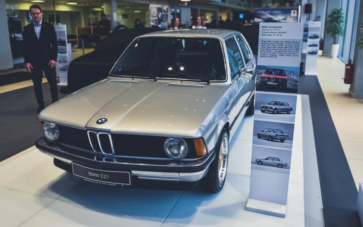 BMW E21/V P Motors nuotrauka
