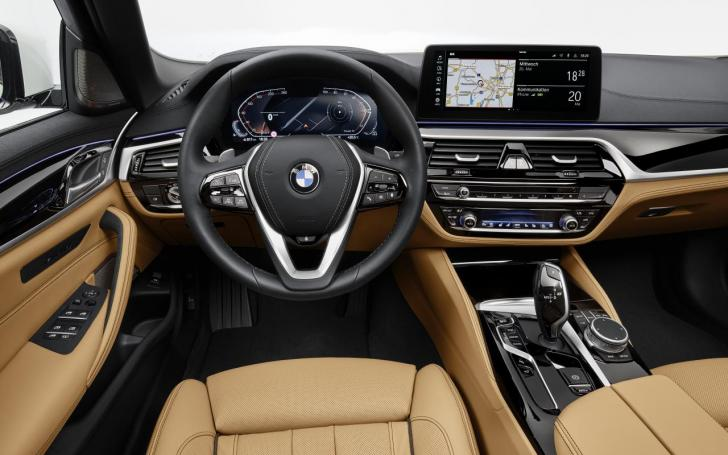 BMW 5-Series G30 Facelift