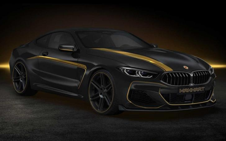 BMW 8-Series Coupe Manhart