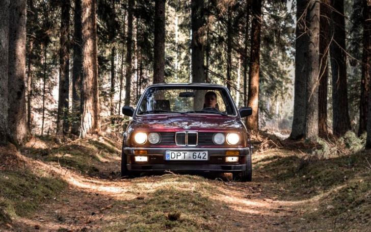BMW E30/Fratelli Photo nuotrauka
