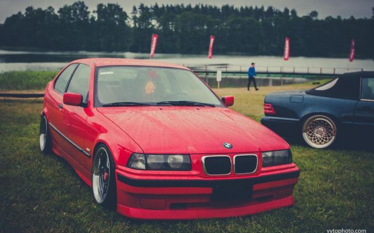 BMW E36 Compact/vytophoto.com nuotrauka