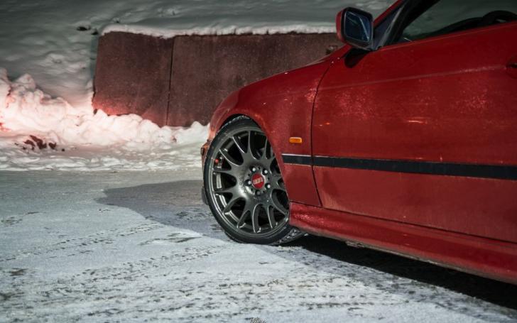 BMW E39/DM Media nuotrauka