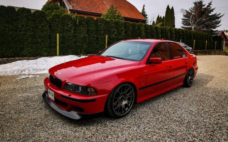 BMW E39/Asmeninio archyvo nuotrauka