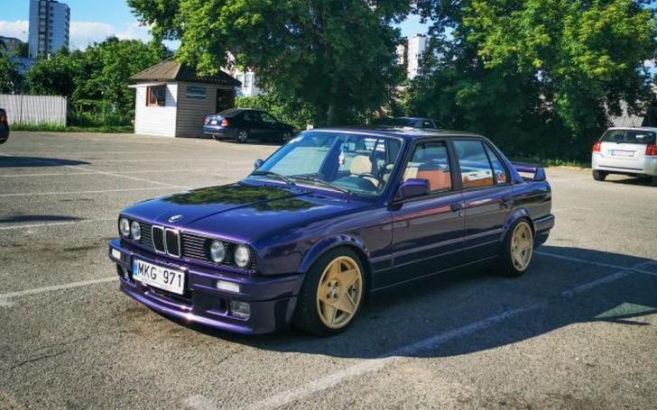BMW E30/Asmeninio archyvo nuotrauka