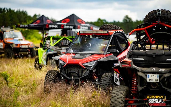 Breslau Poland Rallye 2021/Andriaus Lauciaus nuotrauka